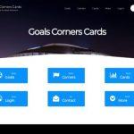 Goals Corners Cards