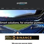 Pro Soccer Stats | Professional Soccer Stats & Tips