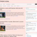 Stadio Goal - Risultati e Classifiche di Serie A e Champions